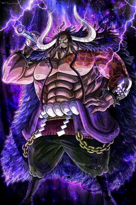 One Piece Strongest Body